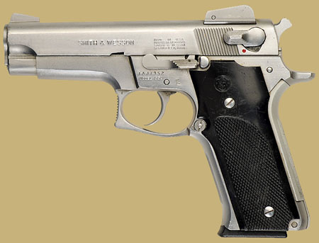 Пистолет   Smith & Wesson M659