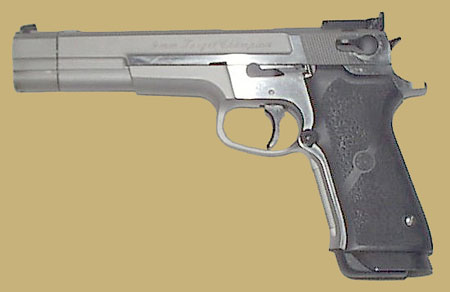 Пистолет  Smith & Wesson M59