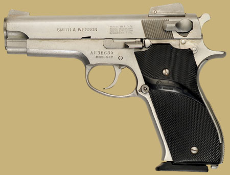 Пистолет  Smith & Wesson M639