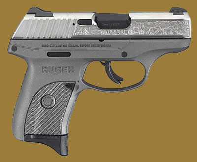 Пистолет Ruger LC9s Model 3238