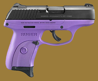 Пистолет Ruger LC9s Model 3242