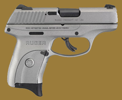 Пистолет Ruger LC9s Model 3252