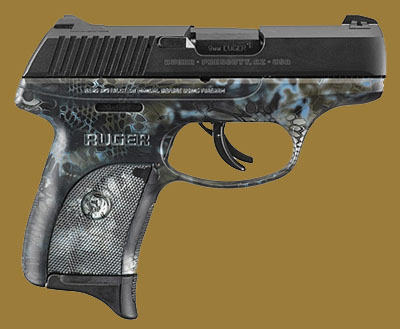 Пистолет Ruger LC9s Model 3255