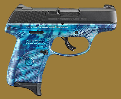 Пистолет Ruger LC9s Model 3256