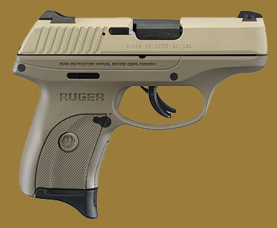 Пистолет Ruger LC9s Model 3258