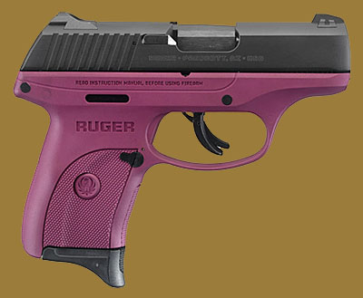 Пистолет Ruger LC9s Model 3259