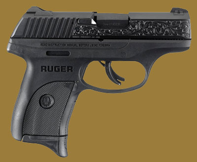 Пистолет Ruger LC9s Model 3260