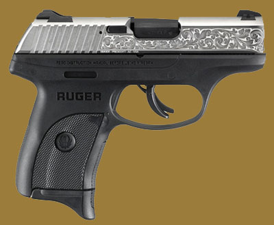 Пистолет Ruger LC9s Model 3261