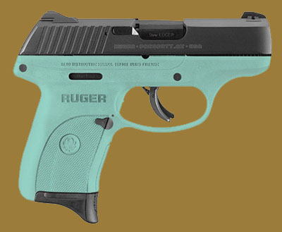 Пистолет Ruger LC9s Model 3262