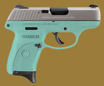 Пистолет Ruger LC9s Model 3263