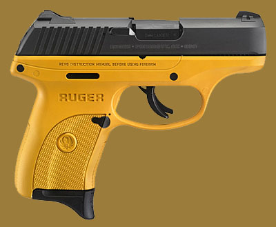 Пистолет Ruger LC9s Model 3269