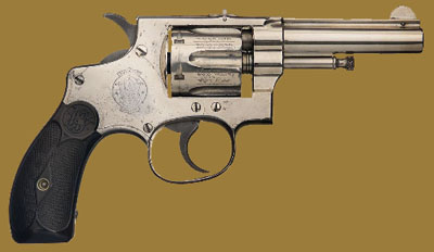 Револьвер  Smith & Wesson Hand Ejector M1896