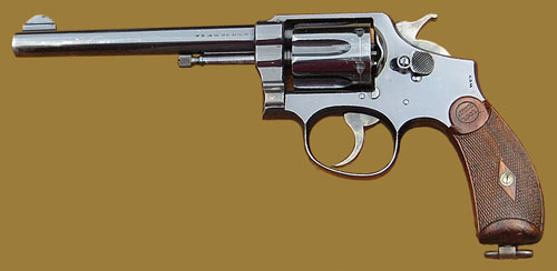 Револьвер  Smith & Wesson Hand Ejector M1899