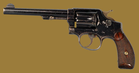 Револьвер  Smith & Wesson Hand Ejector M1902