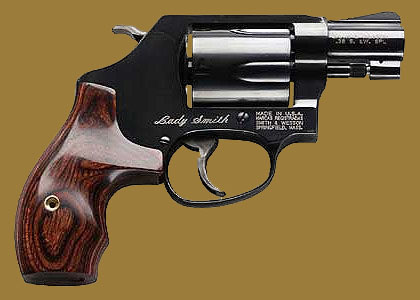 Револьвер  Smith & Wesson Model 36LS - LadySmith