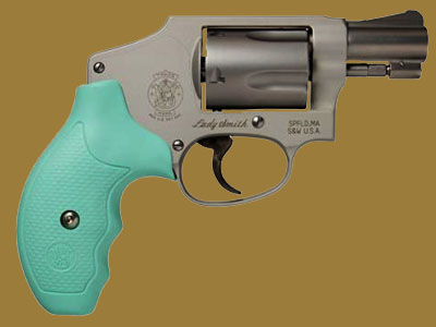 Револьвер  Smith & Wesson Model 642LS - LadySmith