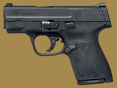 Пистолет  Smith & Wesson M&P40 Shield M2.0 MA Compliant