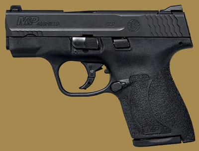 Пистолет  Smith & Wesson M&P40 Shield M2.0 No Thumb Safety