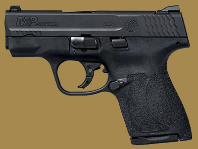 Пистолет   Smith & Wesson M&P40 Shield M2.0 Tritium Night Sights