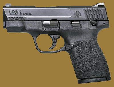 Пистолет  Smith & Wesson M&P45 Shield M2.0 Thumb Safety