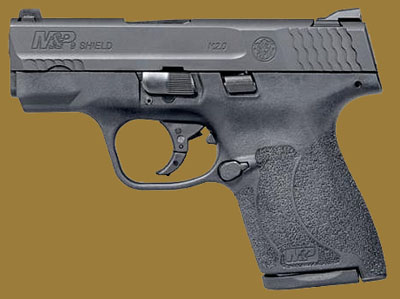 Пистолет  Smith & Wesson M&P9 Shield M2.0 MA Compliant