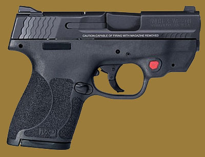 Пистолет Smith & Wesson series M&P Shield M2.0