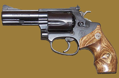 Револьвер Smith & Wesson Approximately 615 Model 36-6 Target