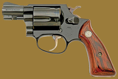 Револьвер  Smith & Wesson Model 37 Airweight