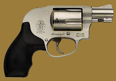 Револьвер  Smith & Wesson Model 638 Bodyguard