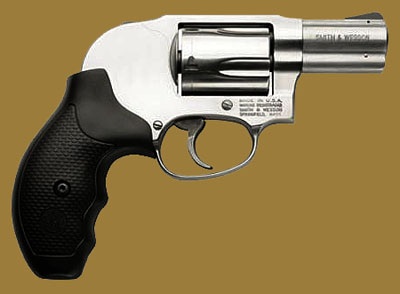 Револьвер  Smith & Wesson Model 649 Bodyguard