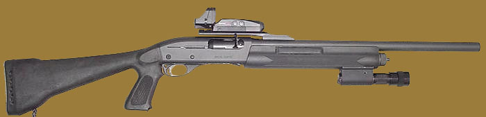 Дробовик Remington 11-87 Tactical