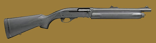 Дробовик Remington 11-87P Entry