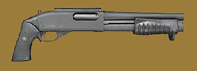 ДробовикRemington 870 Breacher