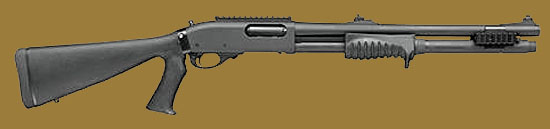 Дробовик Remington 870MCS