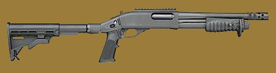 Дробовик Remington 870MCS CQB