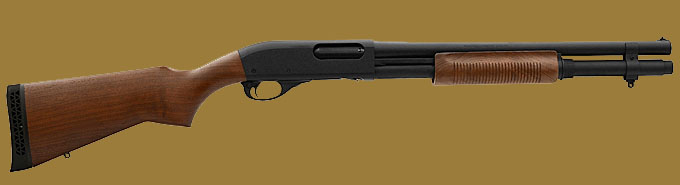 Дробовик Remington 870P