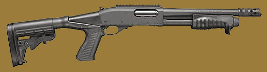 Дробовик Remington 870PBS