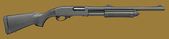 Дробовик Remington 870PS