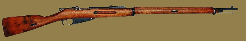 Пехотная винтовка Мосина М1891 (Mosin Rifle M1891)