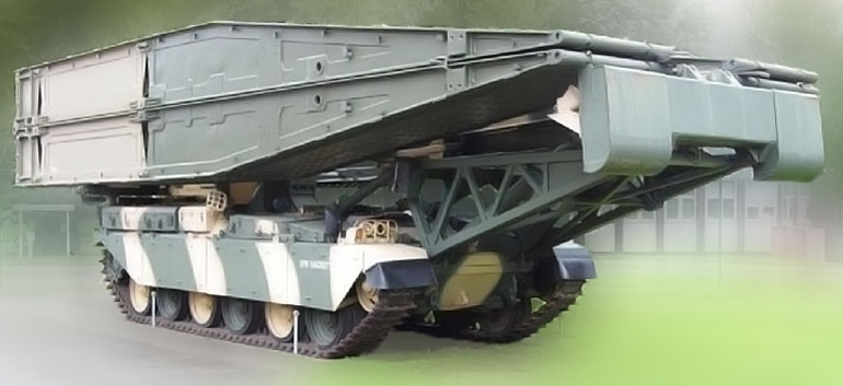 Мостоукладчик ФВ4205 Чифтен (FV4205 Chieftain AVLB)