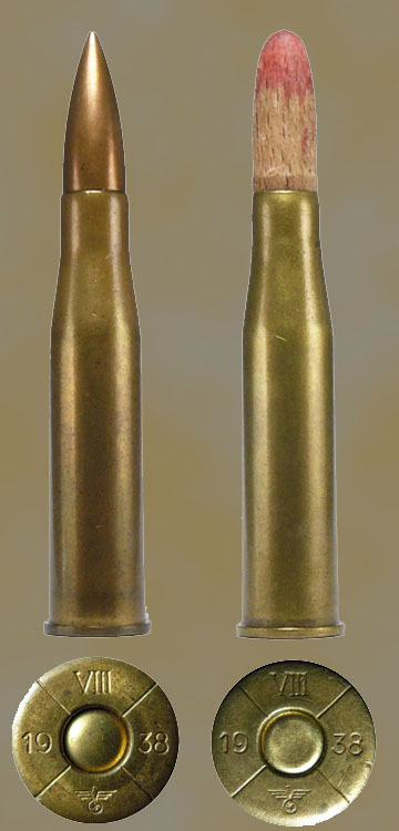 Патроны 8 × 56Р Маннлихер (Cartridge 8 × 56R Mannlicher), Австрия