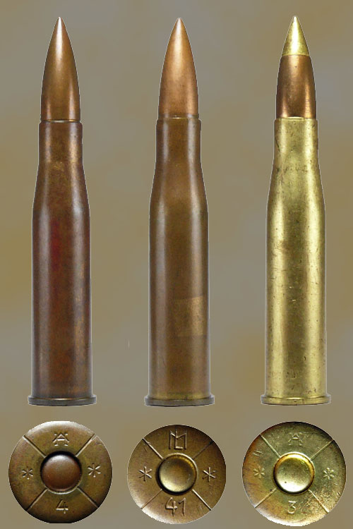 Патроны 8x56Р Маннлихер (Cartridge 8x56R Mannlicher), Венгрия