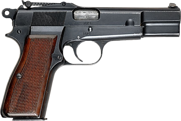 Пистолет Браунинг ДжиПи 35 Хай Пауэр (Browning GP 35 High Power)