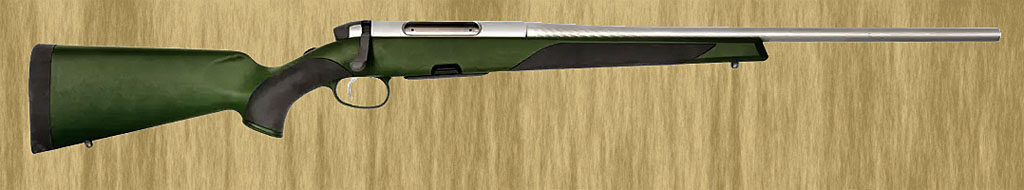 Steyr CL II SX Stainless
