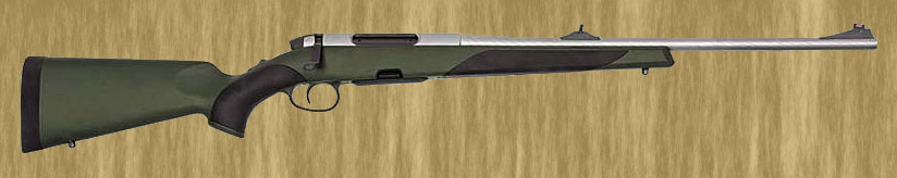 Steyr SM12 SX Stainless